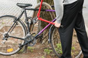 Fahrraddiebstahl Fahrradschloss
