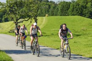 Fahrradtouren - Fahrradschloss
